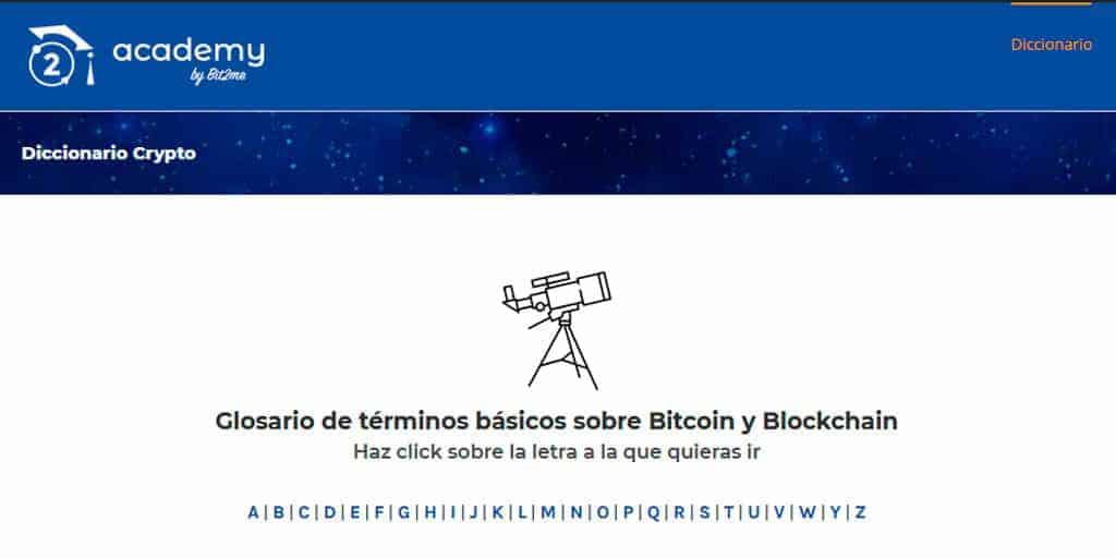 Terminos basicos de Bitcoin