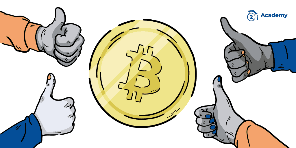 what advantages does bitcoin have, what advantages does cryptocurrency have