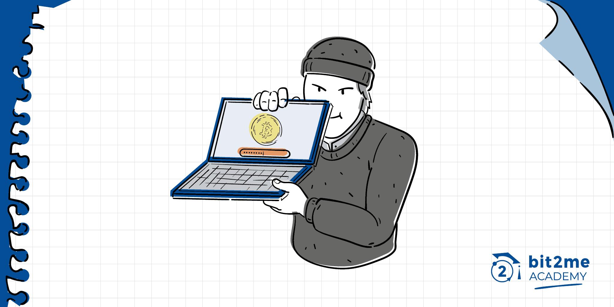 estafas con bitcoin, estafas btc