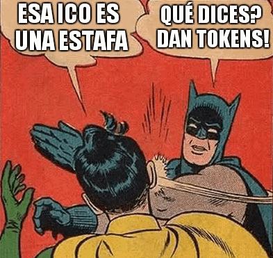 joke ICO estafa