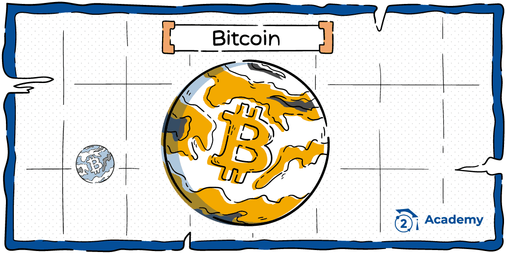What is Bitcoin BTC cryptocurrency