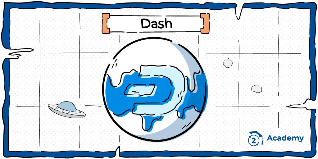 Qué es criptomoneda Dash (DASH)