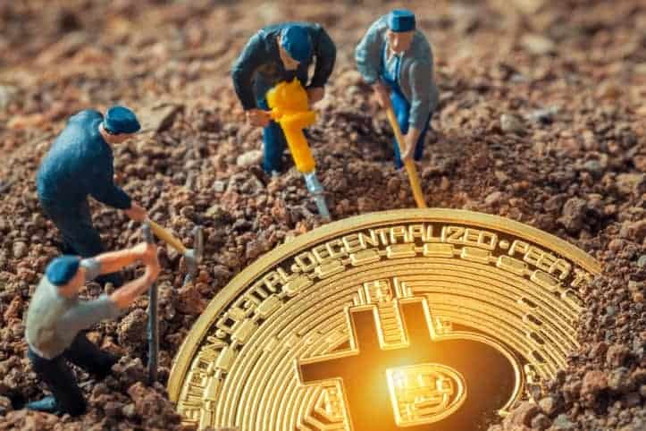 Que es minería de bitcoins