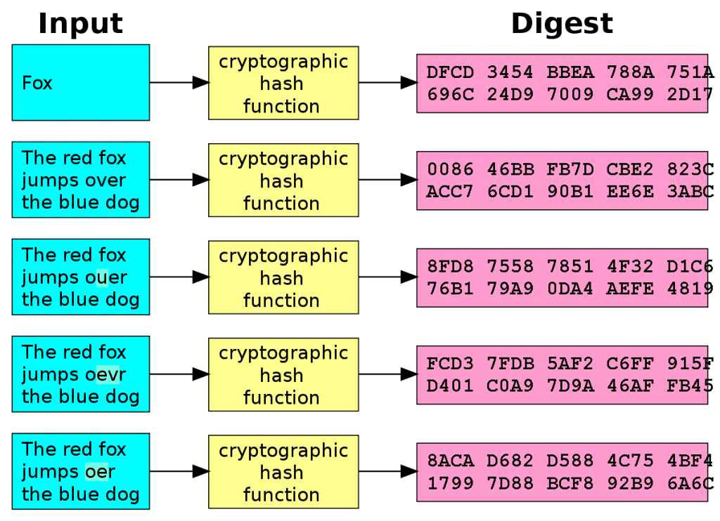 hashing bitcoins