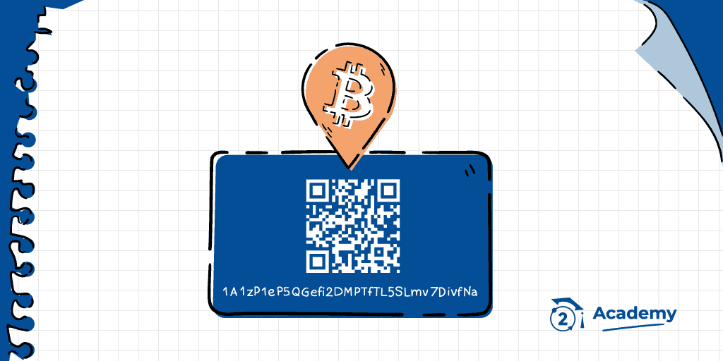what is a bitcoin address, what is an address in a wallet, bitcoin address in Spanish, easy explanation of bitcoin address, which means bitcoin address, what is a bitcoin address