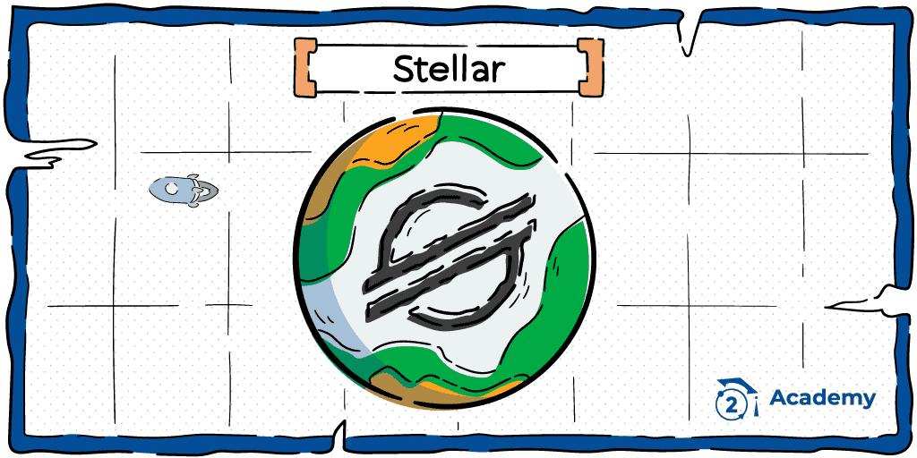 Qué es criptomoneda Stellar (XLM)