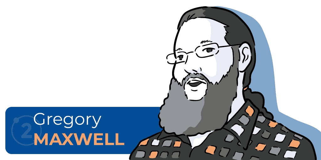 Who is Gregory Maxwell, who is a bitcoin developer,