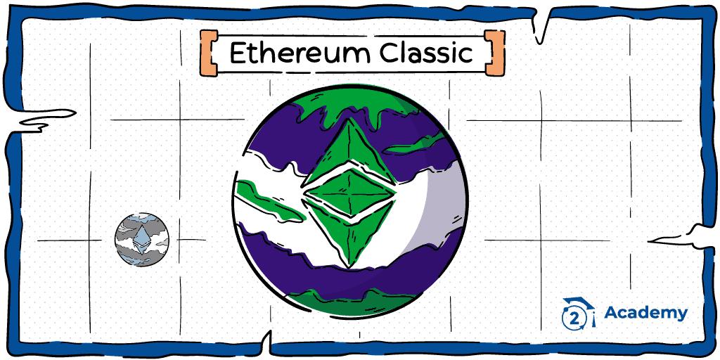Qué es criptomoneda Ethereum Classic (ETC)