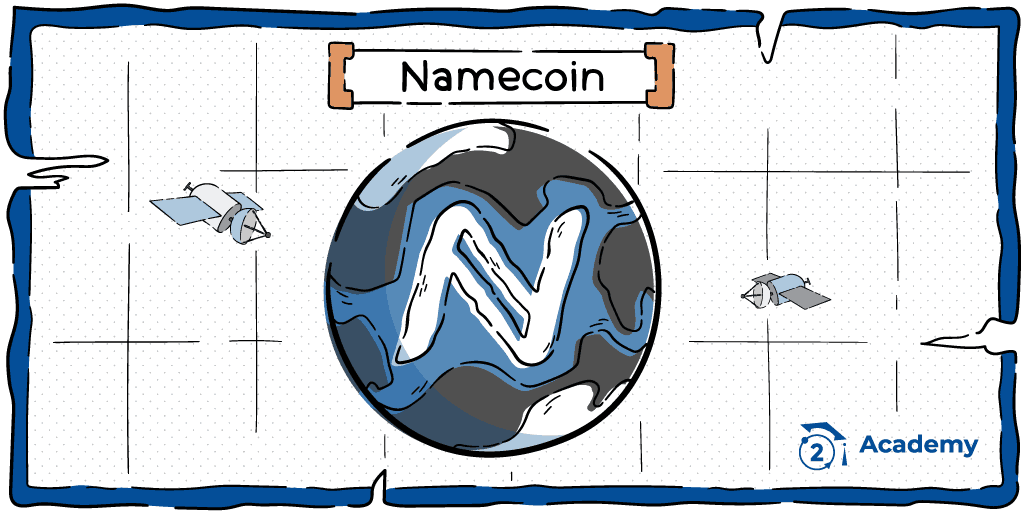What is Namecoin cryptocurrency (NMC)