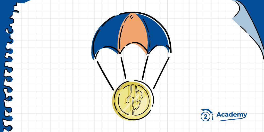 Que es un airdrop, como conseguir criptomonedas gratis, significado airdrop criptomonedas, como funcionan los airdrops de criptomonedas, regalar criptomonedas, bitcoin gratis