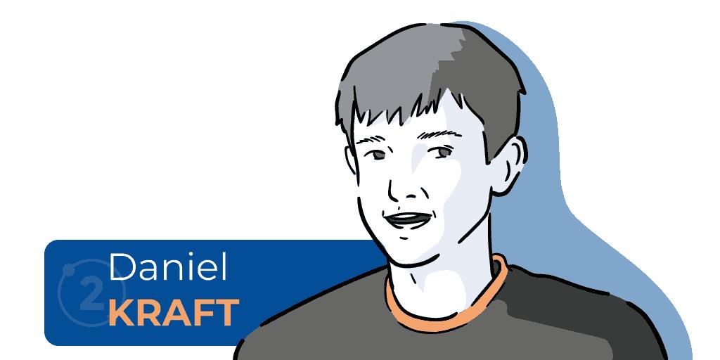 Quem é Daniel Kraft, que inventou o Namecoin, que é o criador do namecoin
