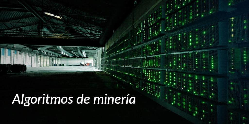 top algoritmos de minería