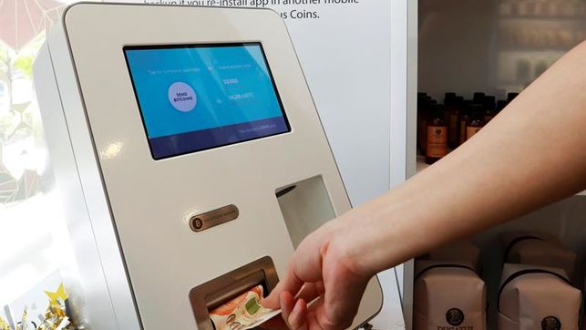DASH instantsend, allows you to withdraw money at an ATM