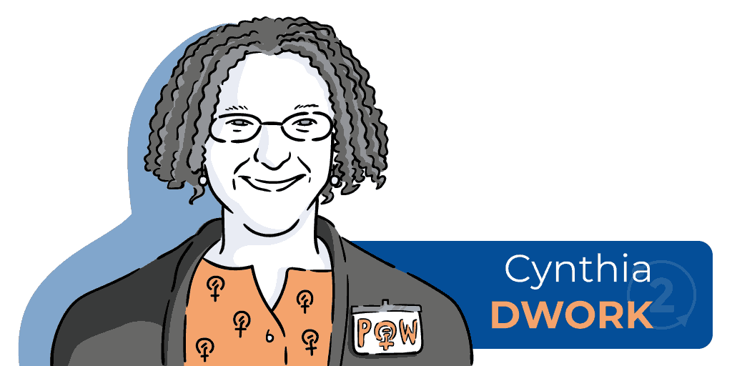 Who is Cynthia Dwork, who created the proof of work, who invented PoW, creator of proof of work