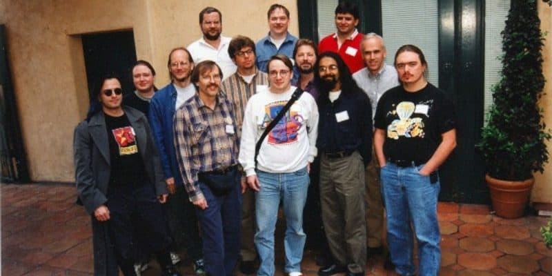 John Gilmore y los gnu developers