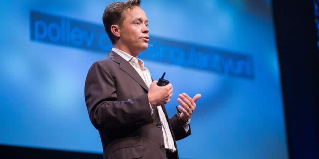Brock Pierce one of the founders of Realcoin, Brock Pierce creator of Tether