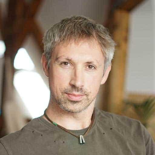 Gavin Woods creador de la EVM