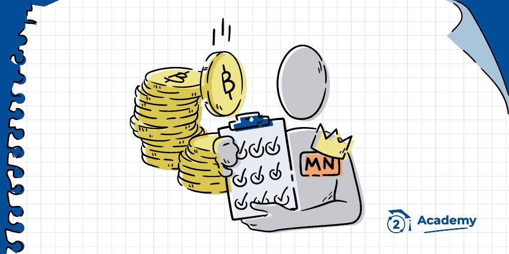 Qué es masternode blockchain