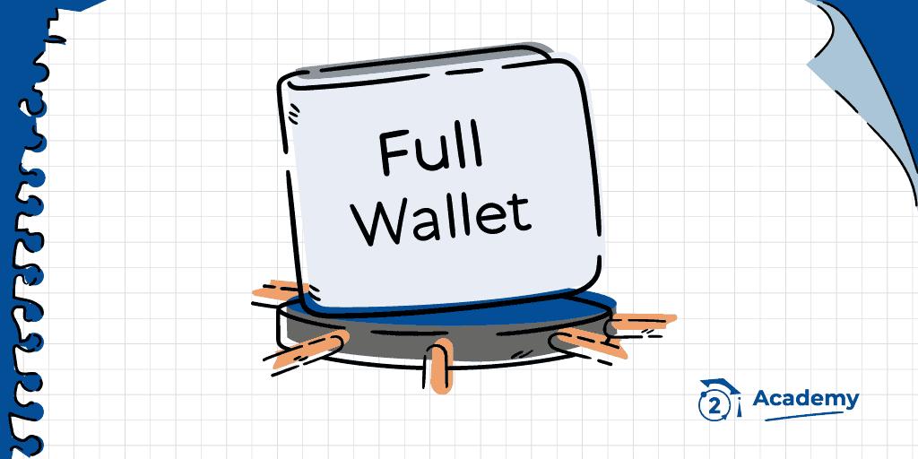 O que é uma blockchain de bitcoin de carteira cheia de criptomoeda bit2me