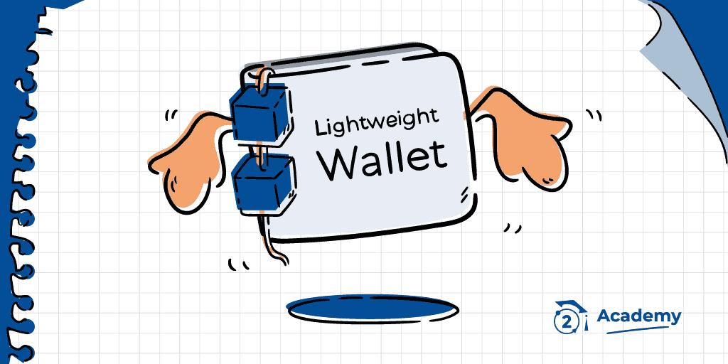 Qué es lightweight wallet criptomonedas bitcoin blockchain, monedero ligero, bit2me wallet