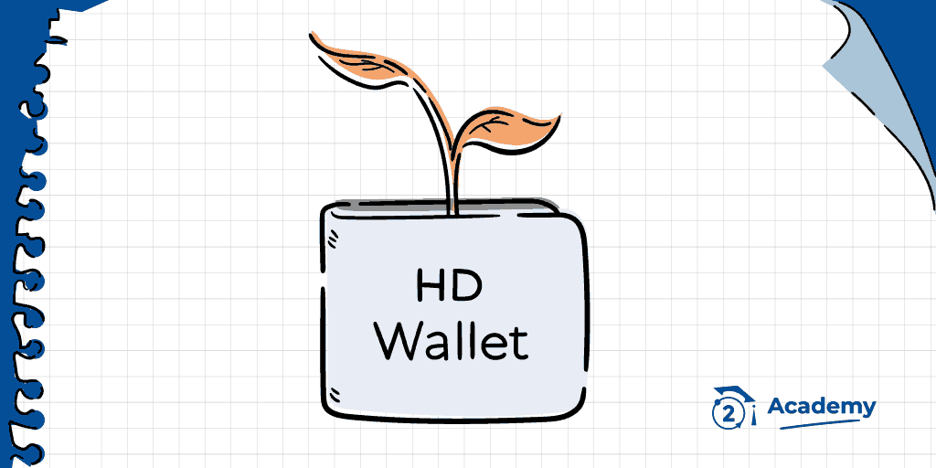 Qué es HD Wallet blockchain bitcoin, Hierarchical Deterministic Wallet, bit2me academy