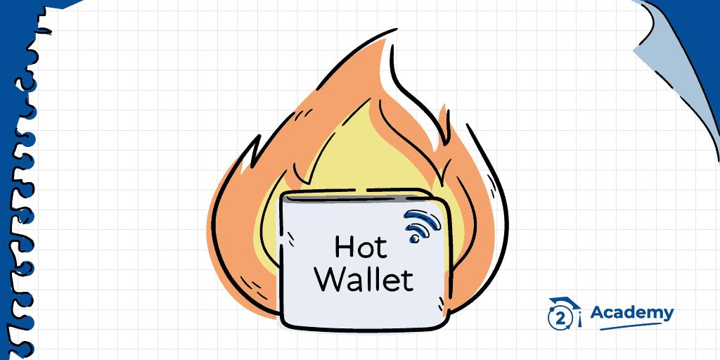 What is hot wallet blockchain bitcoin cryptocurrencies, what is online wallet, bit2me academy
