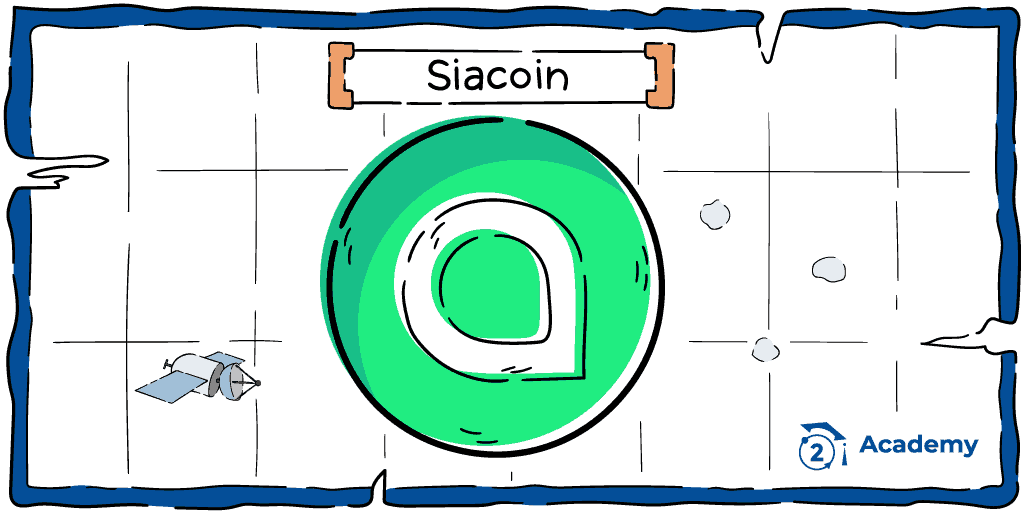 Siacoin cryptocurrency