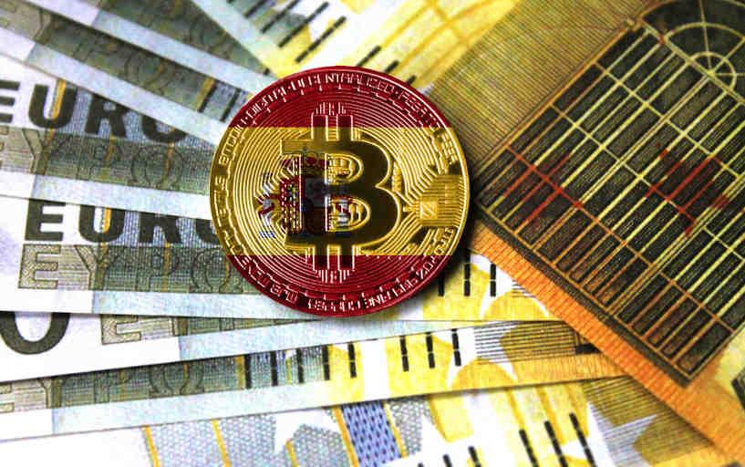 Bitcoin exento del pago de impuestos del IVA