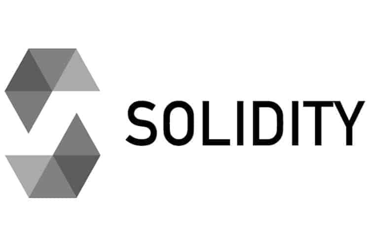 Logotipo da Solidity