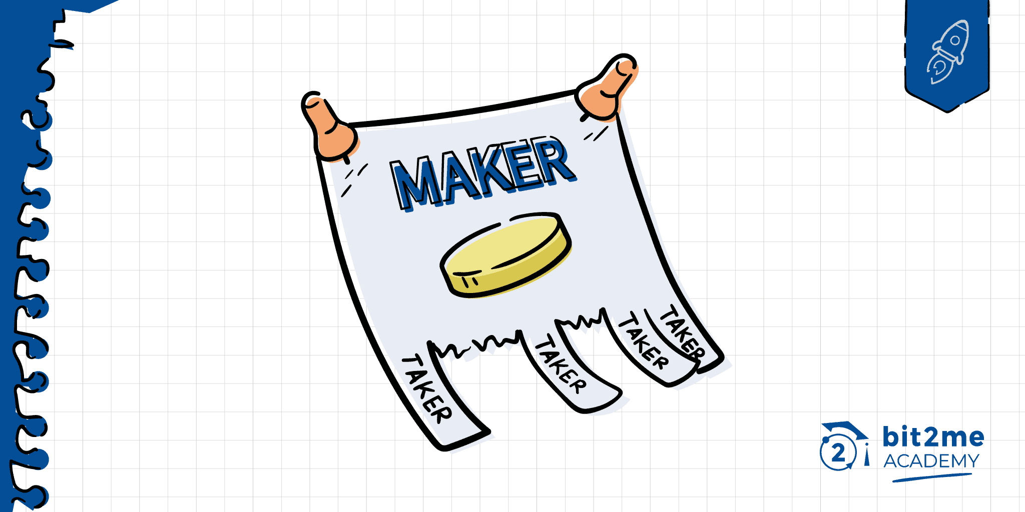What is a maker, what is a taker, what is a crypto maker, what is a crypto taker
