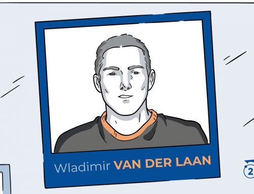 Who Is Wladimir Van Der Laan?