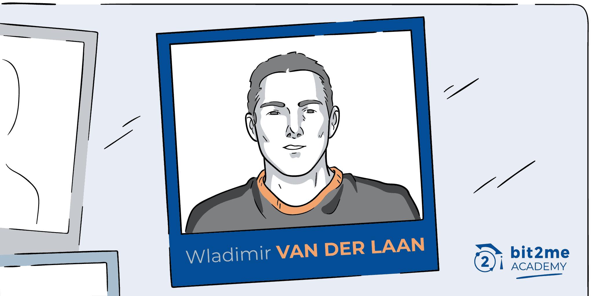 quien es Wladimir Van der Laan, quien es leader developer bitcoin