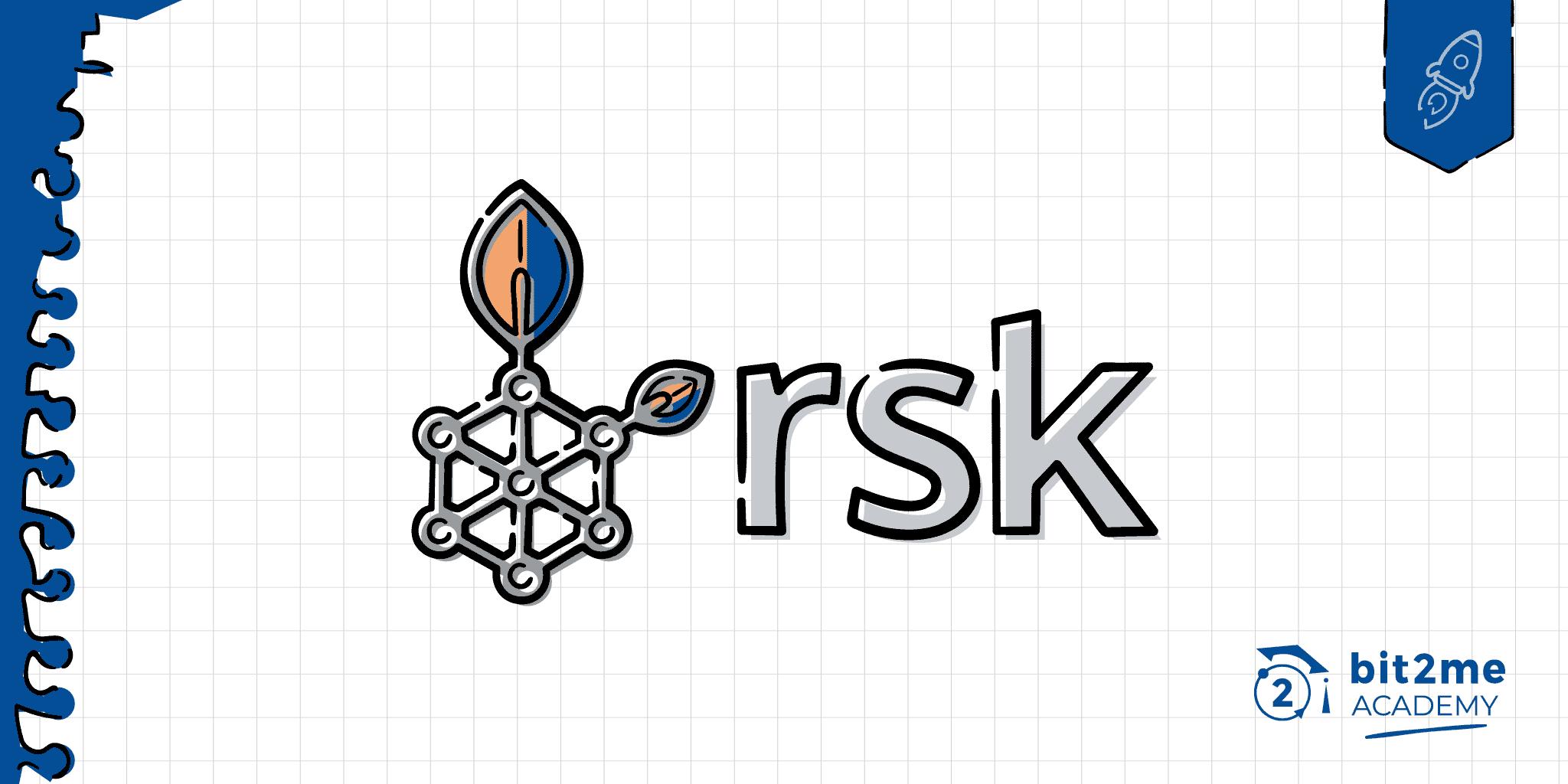 o que é porta-enxerto, o que é rsk, o que é rsk bitcoin