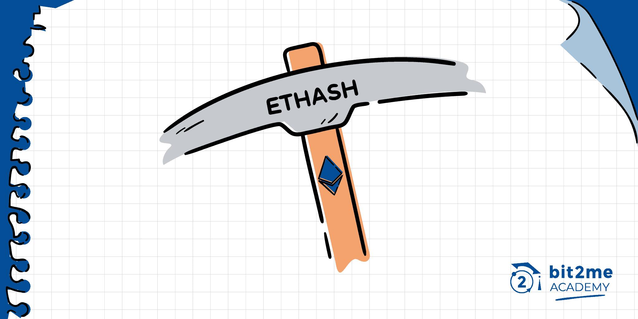 que es algoritmo ethash, que es algoritmo ethereum, que es ethash