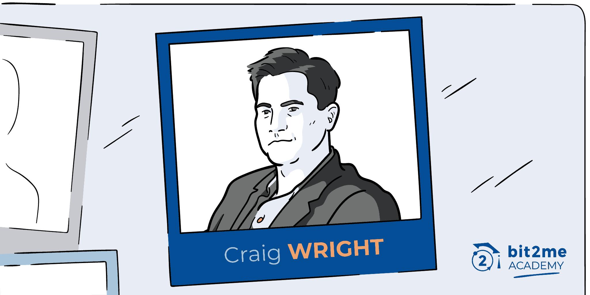 who is Craig Wright, self-proclaimed Satoshi Nakamoto