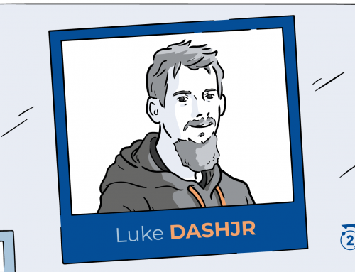 Who's Luke Dashjr?