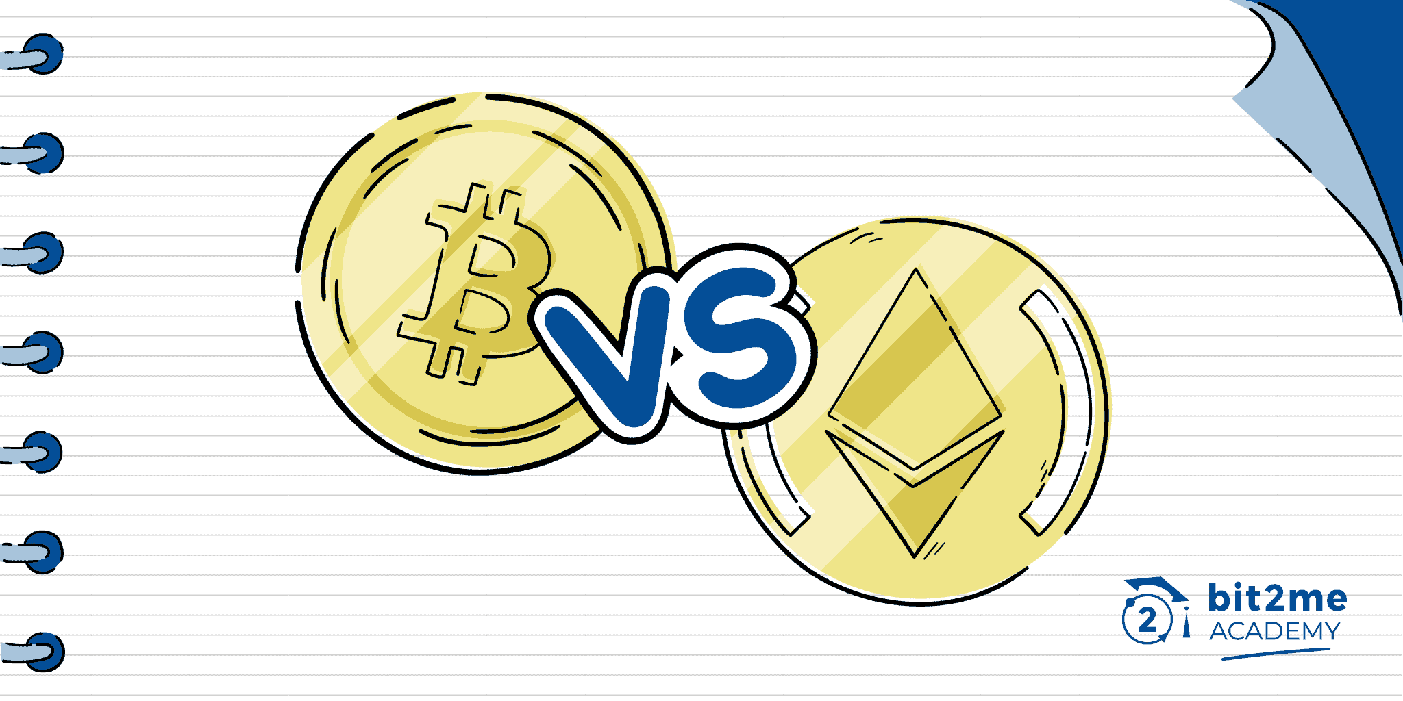 differences bitcoin ethereum, bitcoin ethereum