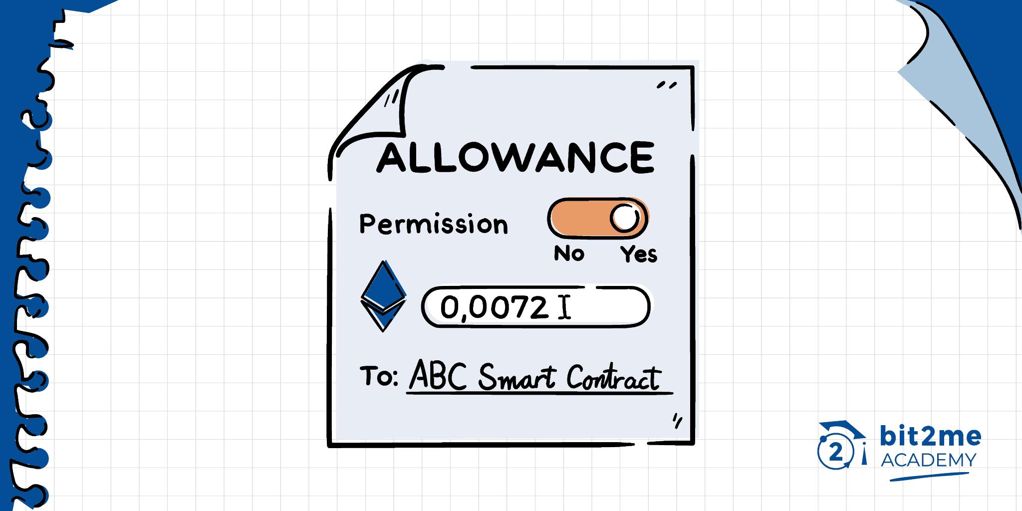 what is token allowance ethereum, token allowance, allowance ethereum