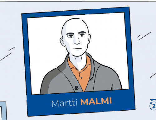 Who is Martti Malmi?