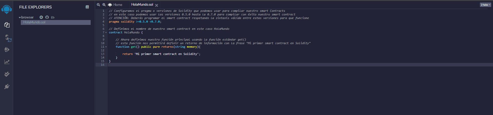 Remix código
