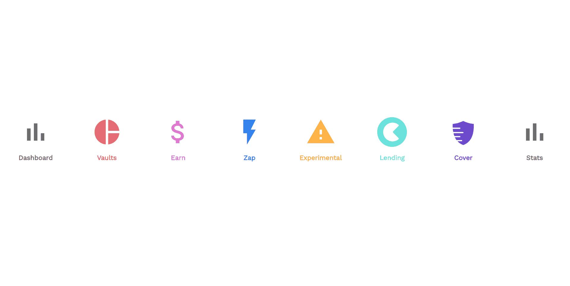 Todos os recursos que Yearn Finance (YFI) oferece