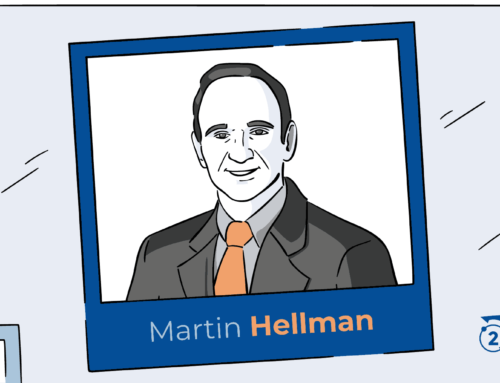 Who is Martin Hellman?