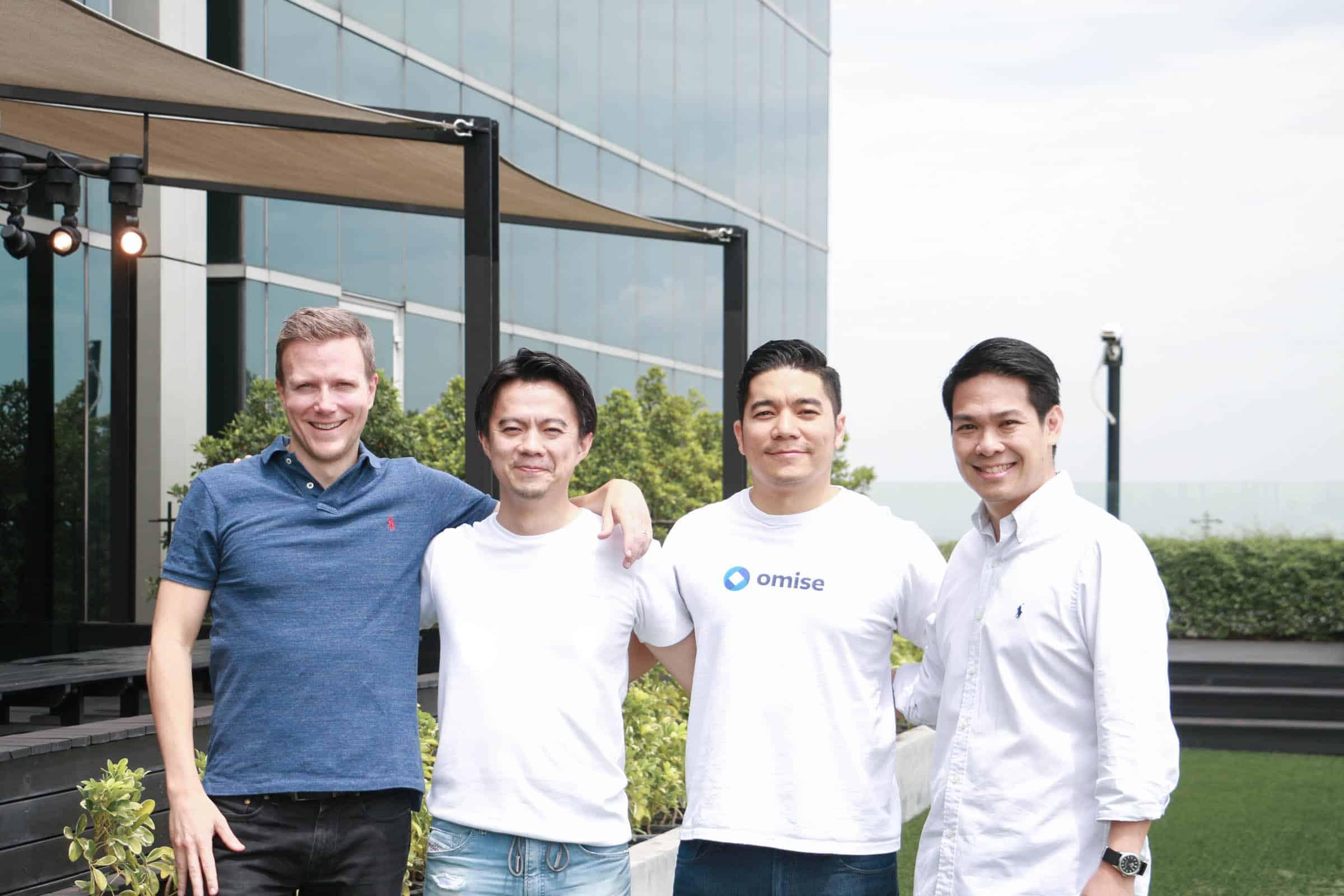 OmiseGO OMG Development Team